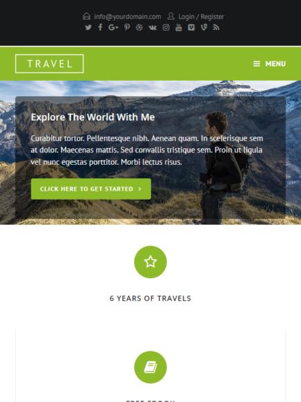 WordPress Blogsystem