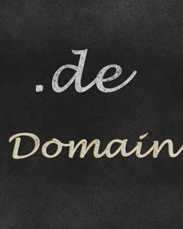 Domains für Webseiten, Landingpages und Shops